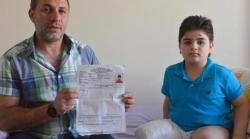 'Ağır engelli' raporu alamadı, maaşı kesildi