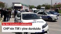 Erzurum'da TIR tartışmasında son aşama!