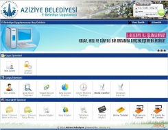 Aziziye'den E-Belediyecilik hizmeti