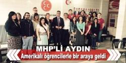 MHP'li adaylar seçim turuna devam ediyor