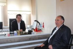 Adnan Yılmaz'dan Erzurum'a teşekkür