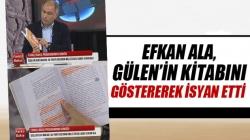 Gülen'in Kitabını Göstererek İsyan Etti