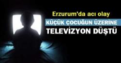 Televizyon can aldı!