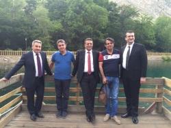 Erzurum'a yeni spor tesisleri müjdesi