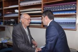 Tarıkdaroğlu, çalışmalarını hızlandırdı