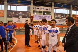 Bahar Kupası 'Voleybol Turnuvası' bitti