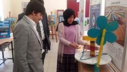 Erzurum okullarında Bilim Şöleni