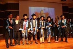 İletişim Fakültesi 18'inci mezunlarını verdi