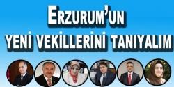Erzurum'un yeni vekillerini tanıyormusunuz?