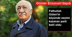 Fethullah Gülen'in Köyü MHP dedi