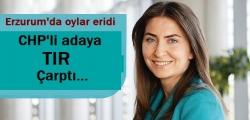 CHP Erzurum'da eridi!