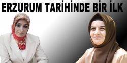 Erzurum'da bir ilk gerçekleşti!