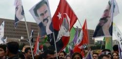 HDP'nin kutlamasında ilginç görüntüler!