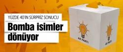 AK Parti'de bomba isimler geri dönüyor!