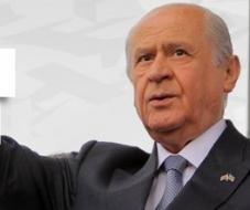 Bahçeli : Erdoğan istifa etsin ve...