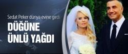 Sedat Peker'in düğününe ünlü yağdı!