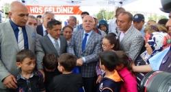 Erzurum'da yaz spor okulu açıldı