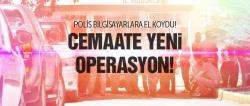 Manisa'da cemaate yeni operasyon