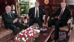 Erdoğan ve Gül bir araya geldi!