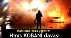 Hınıs Kobani davasında karar