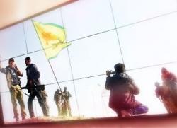 Tel Abyad'da IŞİD izleri siliniyor!