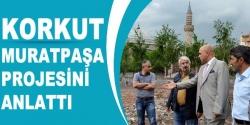 Muratpaşa'ya yerinde inceleme!