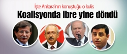 Ankara'da ibre CHP'den yana