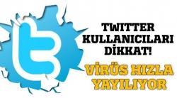 Twitter şarkı virüsüne dikkat!