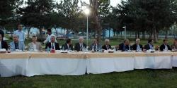 Atatürk Üniversitesinden iftar yemeği