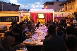 Büyükşehir'den Oltu'da iftar