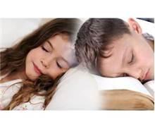 Çocuğunuzun uyku düzenine dikkat edin!