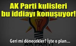 AK Parti'nin 3 dönem planı!