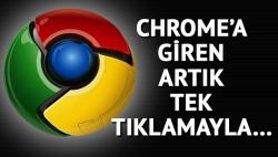 Chrome'a 'Panik' butonu!