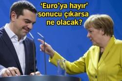 Merkel'in Yunanistan'a son mesajı
