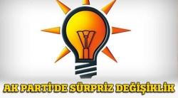 AK Parti'de grup yönetimi değişiyor!