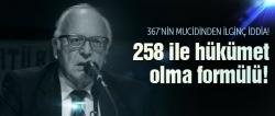 AK Parti'ye 258 ile hükümet formülü!