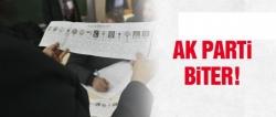 AK Parti biter uyarısı
