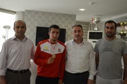 Balkan şampiyonu Erzurum'dan!