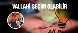 AK Partili Gül'den erken seçim sinyali!