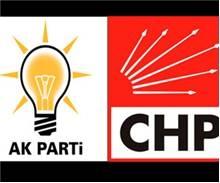 AK Parti ve CHP'nin koalisyon heyeti belli oldu!