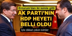 AK Parti HDP görüşmesinde son dakika!