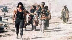 'Rambo, IŞİD'le savaşacak' iddiası