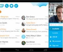 Skype Mobilde Güncellendi