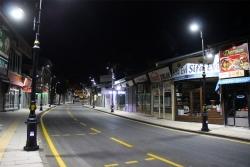 Büyükşehir bir caddeyi daha bitirdi!