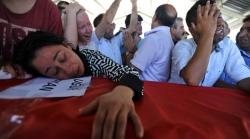 Suruç saldırısı kurbanları memleketlerine gönderiliyor
