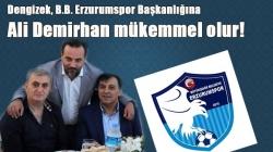 Demirhan BBSpor'a başkan mı oluyor!
