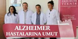 Alzheımer hastalarına umut