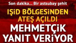 Kilis'te askere saldırı: 1 şehit!