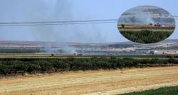 Kilis sınırında çatışmalar sürüyor!