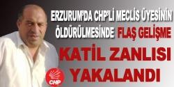 CHP'li meclis üyesinin katil zanlısı yakalandı
